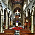 University Church of St Mary the Virgin, Oxford by Hans Kool