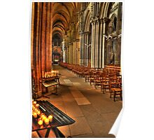 Cathedral Rouen Poster