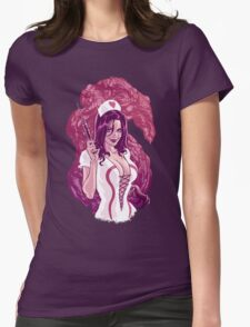 Sheila the Healer Womens Fitted T-Shirt