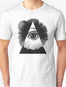 The Eye In The Sky Unisex T-Shirt