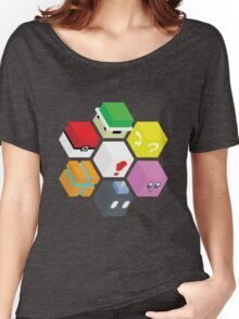 Nintendo Cubed Women's Relaxed Fit T-Shirt