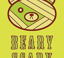 Beary Scary by bearsbearsbears