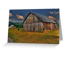 Somewhere In Tennessee Greeting Card