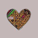 Wooden Heart by Casey Virata