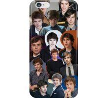 Freddie Highmore iPhone Case/Skin