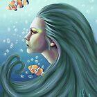 The Mermaid by StylishDexterit
