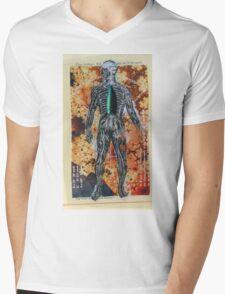 MAGIC BIOLOGY Mens V-Neck T-Shirt