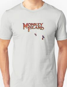 Monkey Island - Treasure found! T-Shirt