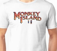 Monkey Island in Chains Unisex T-Shirt