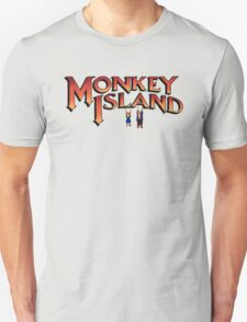 Monkey Island in Chains T-Shirt