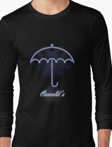 Gotham Oswald's night club Long Sleeve T-Shirt