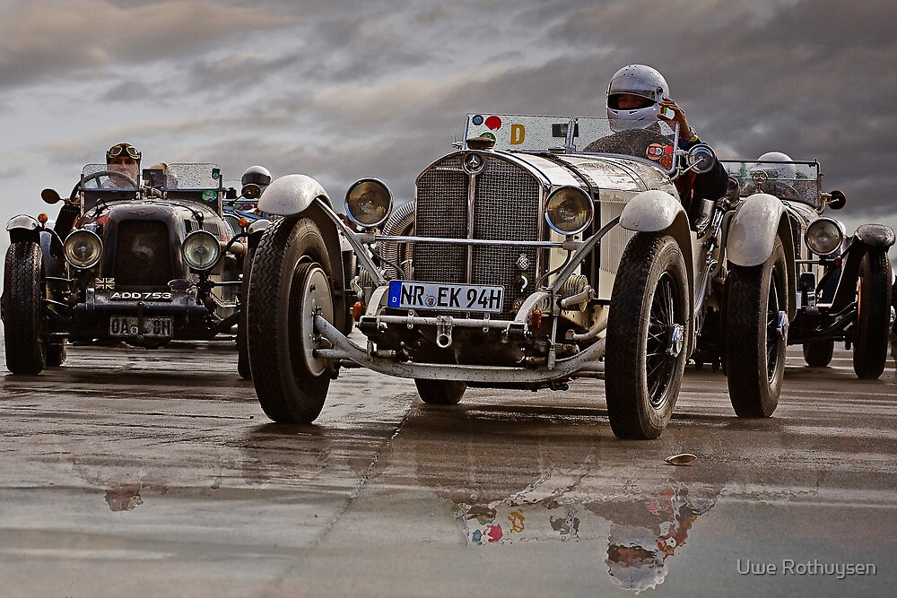 Ready for Start by Uwe Rothuysen