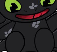 Hello Night Fury Sticker