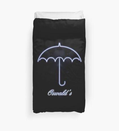 Gotham Oswald's night club Duvet Cover
