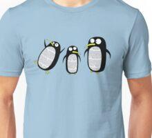 Paper Penguins  Unisex T-Shirt