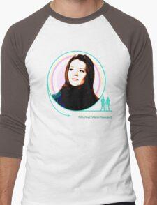 Emma Peel- Mrs Peel...We're Needed Men's Baseball ¾ T-Shirt