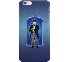 The Doctor - No. 2 iPhone Case/Skin
