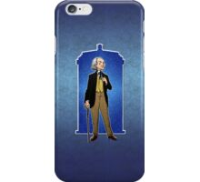 The Doctor - No. 1 iPhone Case/Skin