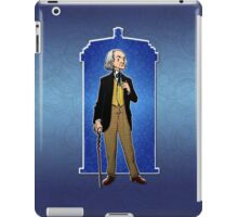 The Doctor - No. 1 iPad Case/Skin