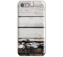 Wood and Concrete iPhone Case/Skin