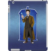 The Doctor - No. 10 iPad Case/Skin