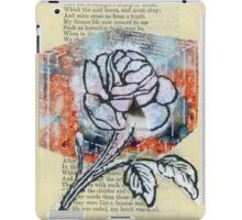 ROSE CUBE iPad Case/Skin