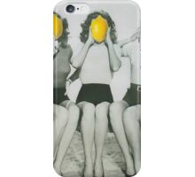 Lemonheads  iPhone Case/Skin