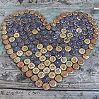 Bottlecap Love by Elspeth  McClanahan