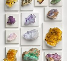 Mineral exhibition by Josep M Penalver