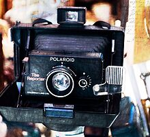 Reporter Camera by GeorgeGrivas