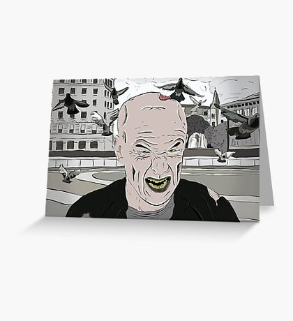 Drop Dead Gorgeous Greeting Card