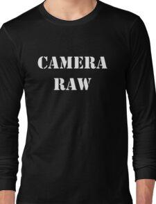 Camera RAW Long Sleeve T-Shirt