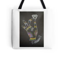 The tarot card of Temperance Tote Bag