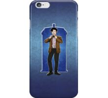 The Doctor - No. 11 iPhone Case/Skin