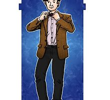 The Doctor - No. 11 by marlowinc