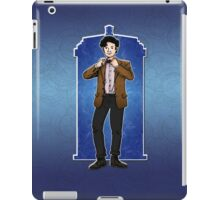 The Doctor - No. 11 iPad Case/Skin