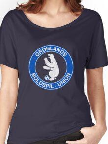 Greenland Soccer Polar Bears Women's Relaxed Fit T-Shirt