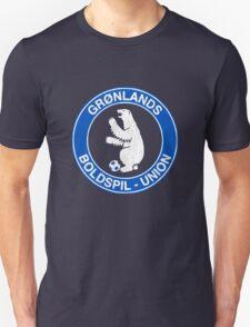 Greenland Soccer Polar Bears T-Shirt