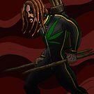 Obadiah the Vampire Hunter by Joozu