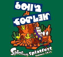 Splatfest Team Roller Coaster v.3 T-Shirt