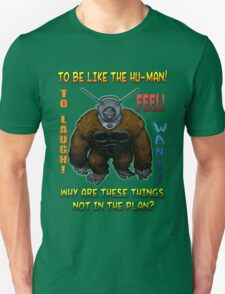 Ro-Man (with quote) T-Shirt