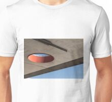 Circle down Unisex T-Shirt
