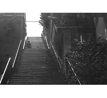 Step out  Photographic Print