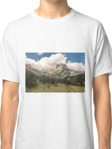 Oh play me some mountain music  Classic T-Shirt