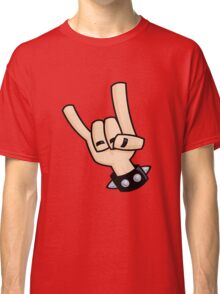 Devil Horns Classic T-Shirt