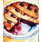 Blueberry Pie by fixtape