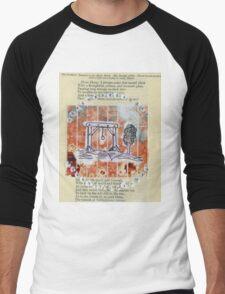 HANGMAN STARS Men's Baseball ¾ T-Shirt