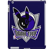 NPA Series - DARK TYPE iPad Case/Skin