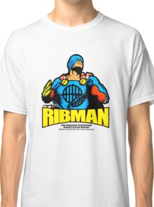 Captain RibMan, Ahoy! Classic T-Shirt