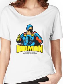 Captain RibMan, Ahoy! Women's Relaxed Fit T-Shirt